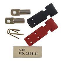 Morse 2743111 OMC Control Cable K43 Adapter Kit Teleflex Throttle Shift