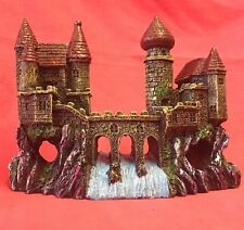 House Ornament Ancient Castle Weir 6.5 inch Decoration Home Bathroom Bedroom