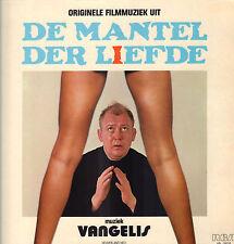 VANGELIS - DE MANTEL DER LIEFDE (1978 OST VINYL LP HOLLAND)