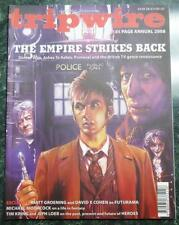 Tripwire Annual 2008 - Brand New Magazine in Freshly Bought Newstand Condition