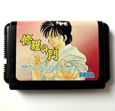 SHURA NO MON (JAP) jeu pour Megadrive - Game for Sega Mega Drive (NTSC / JAPAN)