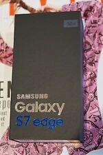 NUOVO SAMSUNG GALAXY S7 Bordo corallo blu SM-G935F LTE 32GB 4G sbloccato di fabbrica UK