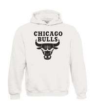 Sudadera Hombre i Capucha i Chicago Bulls i Eslogans i Fun i Divertido hasta 5XL