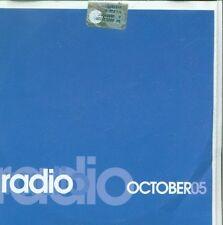 Cd Pool Radio October 05 - Bananarama/Simply Red/Dannii Minogue Promo Cd Nuovo