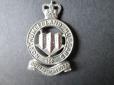 British Army Cap Badge - Northumberland Hussars