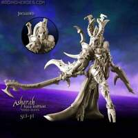 Asharah TGG2 Edition-Raging Heroes- Drukhari Dark Eldar Kabalite Drazhar Archon