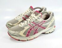 ASICS Gel-1160 Running Training Crossfit Shoes Silver Pink T0J8N Womens Size 9