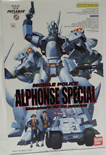 PATLABOR : MOBILE POLICE ALPHONSE SPECIAL SHINOHARA AV-98 INGRAM MODEL KIT