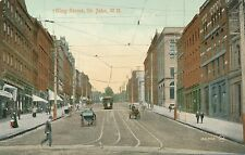 SAINT JOHN NB – King Street St. John