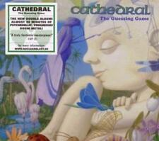 Cathedral-The guessing game - 2xcd NUOVO