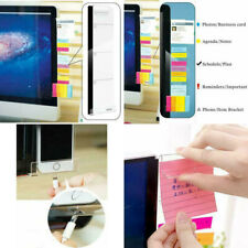 CA Creative Acrylic Monitor Memo Board Computer Screen Card  Sticky Note Pad CA