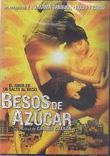 BESOS DE AZUCAR una pelicula de CARLOS CUARON  NEW DVD