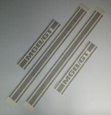 New 1966-1974 MG MGB GT Triple Lower Rocker Side Body Stripe Kit V8 MGB/GT