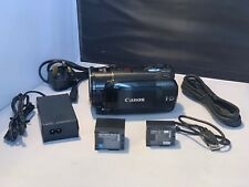 """Canon LEGRIA HF S20 FULL HD 32GB BUILT IN & 2x SD 3.5"""" LCD CMOS Camcorder HFS20"""