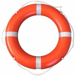 1.5 kg Lifebuoy Ring, Medium 58cm, SOLAS MED Compliant