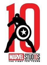 Topps Marvel Collect Captain America FIRST TEN YEARS DIE CUT [DIGITAL] 750cc