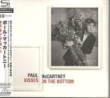 Beatles PAUL McCARTNEY Kisses on the Bottom SHMCD MINI JAPAN CD SEALED USA Seler