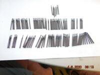 "Carbide End Mill 1Pc 3//16/"" Diameter 2 Flutes EXTRA LONG Ball End  Stock #77"