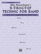 S*t*r*i*c*t-ly [Strictly] Technic for Band (A Third Level Supplementary Band Boo