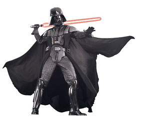Darth Vader Supreme Edition Collector Adult Costume Licensed Star Wars Rubies