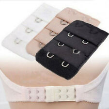 15pcs Back Bra Extenders Strap Extension 2 Hooks 3 Colors mixed