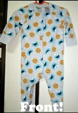 Size 0 Cookie Monster Jumpsuit