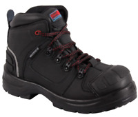Mens BLACKROCK Lightweight WATERPROOF Safety WORK BOOTS Shoes NEW STYLE BLACK