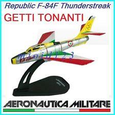 1/100 - Republic F-84F Thunderstreak - Getti Tonanti - Die-cast Frecce Tricolori
