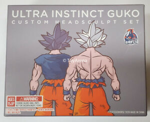 Demoniacal Fit Possessed Horse Ultra Instinct Guko Hair For Goku USA In Stock