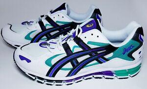 ASICS Gel-Kayano 5 360, White / Royal Azel, Men's Running Shoes, 1021A198.100