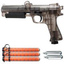 ER2 Pump Pistol RTS Kit Paintball Gun Sniper Caliber Co2 Barrel Plug Firing Stop