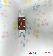 BUSS  ANL 100  FUSE  ANL100 FUSE 100 AMP