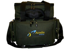 Soft Sided Fishing Tackle Carry Bag w 4 Free Storage Boxes