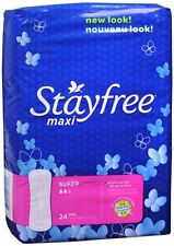 STAYFREE Maxi Pads Super 24 Each