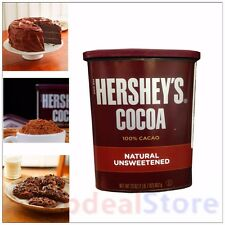Hershey's Cocoa Powder 650g Tub Natural Unsweetened 100% CACAO USA MADE