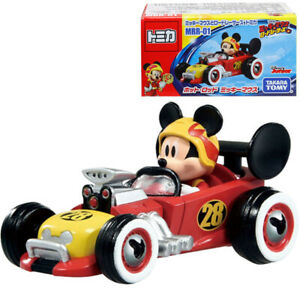 Tomica Disney Junior Mickey and The Roadster Racers MRR-01 Mickey Hot Rod New