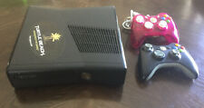 Xbox 360 console 4Gb, 2 controllers,Halo 3 Odst + 5 games- tested, works great