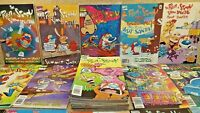 1993-1996 Marvel Comic Ren & Stimpy Lot #1-43 Some Missing w/ Specials & Doubles