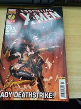 Essential X-Men issue 185 22nd December 2009 used but good condition