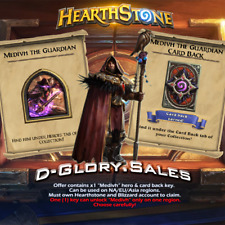 Medivh the Guardian - Hearthstone Hero & Card Back (NA/EU/Asia)