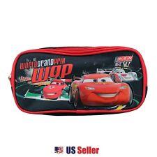 Disney Cars Bag Double Compartment Accessory Case Pencil Case