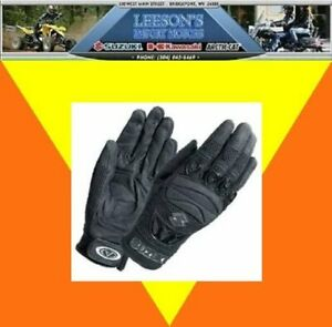 Urban Shorty Hybrid Mens Gloves X-Large Hand Protective Armor 99950-17209-XLG