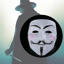 V for Vendetta Mask Anonymous Guy Fawkes Fancy Dress fantasy Costume cosplay G5