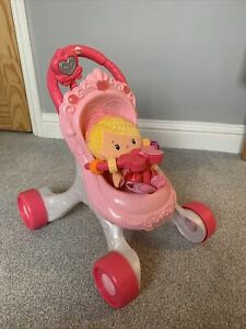 Fisher Price Princess Walker - Excellent Condition