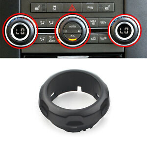 Fit Land Rover Discovery 4 Range Rover Sport air conditioning panel knob 2006-16
