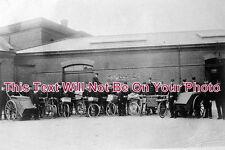 KE 35 - Group Of Postmen, Tonbridge, Kent - 6x4 Photo