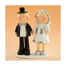 29068 CAKE TOPPER SPOSINI PER TORTA ANNIVERSARIO 25 ANNI WEDDING CAKE  NOZZE