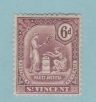 St Vincent 96 Mint Hinged OG * - No Faults Very Fine!