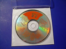 Star Song Singles Spin Disc 4 White Cross Painted Orange Novella