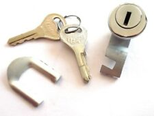 Vespa Schloss VESPA Seitenhaube Gepäckfach Lock Set VNA VNB VBB Sprint GS150 NEU
